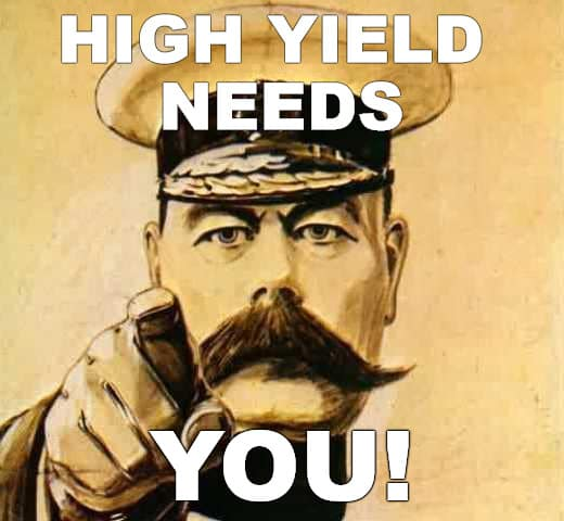 European High Yield Online